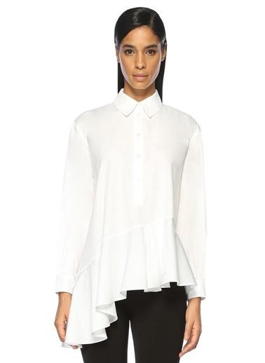 Fırfırlı Gömlek-Beymen Collection